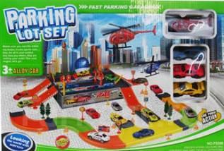 Гаражи, парковки.