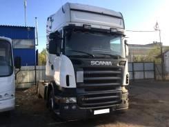 Scania R420. Седельный тягач LA4X2HNA., Год выпуска 2008. Пробег 1 166