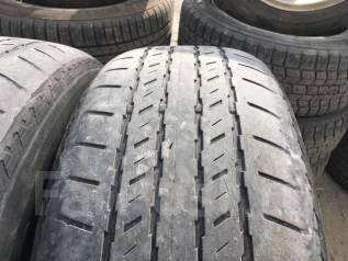 Bridgestone Dueler H/T 684II. Летние, 2012 год, износ: 80%, 2 шт
