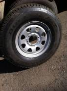 Bridgestone Dueler H/T. Летние, без износа, 5 шт