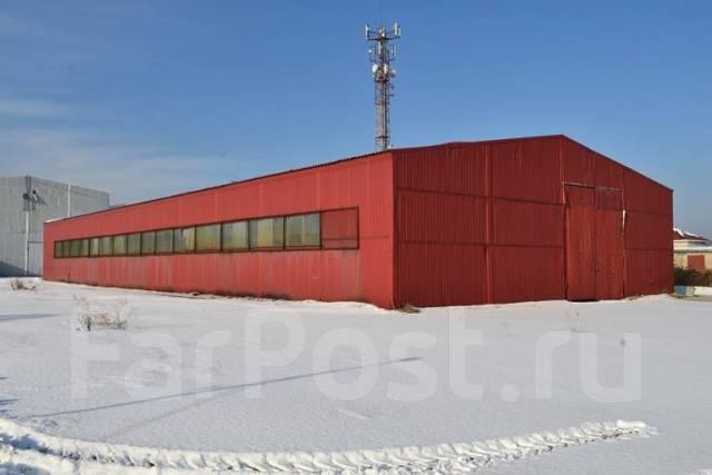 Продам промышленно-складскую базу, р-н с. Голубовка. 50 345кв.м., аренда, электричество, вода, от частного лица (собственник). Фото участка