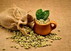 Кофе зерновой.