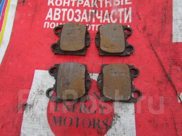 Колодки тормозные. Toyota: Mark II Wagon Blit, Crown Majesta, Crown, Verossa, Mark II, Altezza, Progres Двигатели: 1GFE, 1JZFSE, 1JZGE, 1UZFE, 2JZFSE...