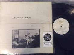 JAZZ! Лонж Лизардз / The Lounge Lizards - UK LP 1981 авангард