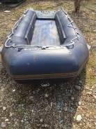 Кулик. 2005 год год, длина 4,70м., двигатель без двигателя, 30,00л.с., бензин