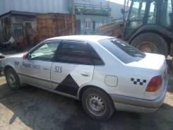 Toyota Sprinter. Без водителя