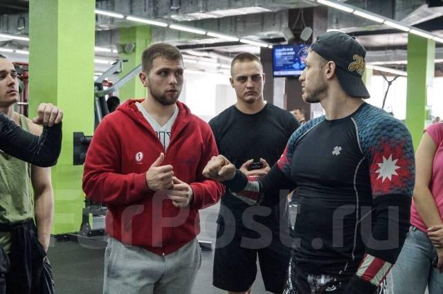 """Обучение на курсах """"Инструктор по фитнесу"""" во Владивостоке."""