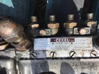 Насос топливный высокого давления. Isuzu Elf Двигатель 4BE1