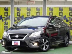 Nissan Sylphy. вариатор, передний, 1.8 (131л.с.), бензин, б/п. Под заказ
