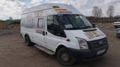 Ford Transit. Продается FORD Transit в Омске, 18 мест, С маршрутом, работой