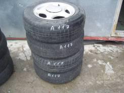 Комплект колес, зимние шины 185/70 R-14 с литьем 5х100