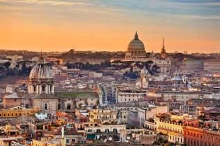 Италия. Рим. Экскурсионный тур. Рим –Флоренция- Венеция 8дней/7ночей
