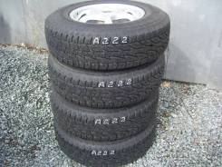 """Комплект колес, летние шины 215/80 R-16 на литье 5х114 4х114. 7.0x16"""" 4x114.30, 5x114.30 ET38 ЦО 70,0мм."""