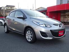 Mazda Demio. вариатор, передний, 1.3 (90л.с.), бензин, б/п. Под заказ
