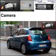 Камера в подсветку номера Renault Logan (2008+) Sandero, Nissan Micra. Под заказ