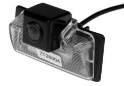 Штатная камера в подсветку номера Nissan Teana, Bluebird Sylphy. Под заказ