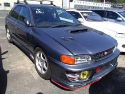 Subaru Impreza WRX STI. GF8, EJ205