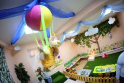Контактный зоопарк с игровыми комнатами !