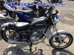 Suzuki GN 125. 125куб. см., птс, без пробега. Под заказ