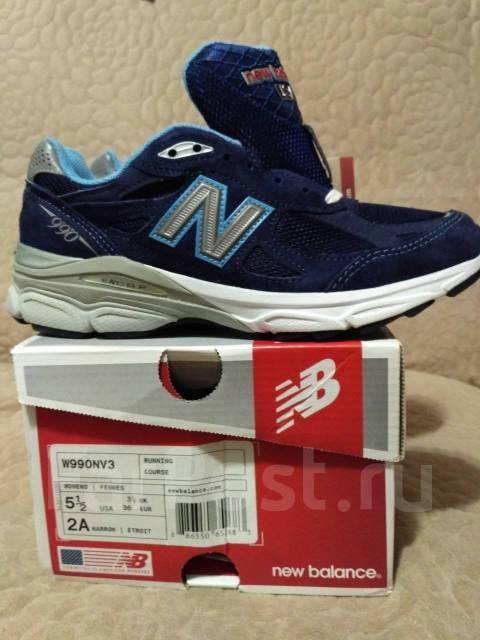 Продам женские кроссовки NEW Balance 990 в наличии - Обувь в Артеме 88a7828ae5b99