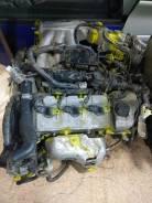 Двигатель в сборе. Toyota: Windom, Harrier, Highlander, Kluger V, Alphard Двигатель 1MZFE