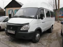 """ГАЗ 225000. Продам Газель """"Луидор"""", 2 900куб. см., 14 мест"""