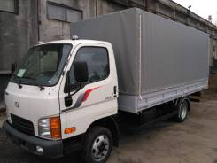 Hyundai HD35 City. Борт-Тент, 2 500 куб. см., 1 550 кг., 4x2