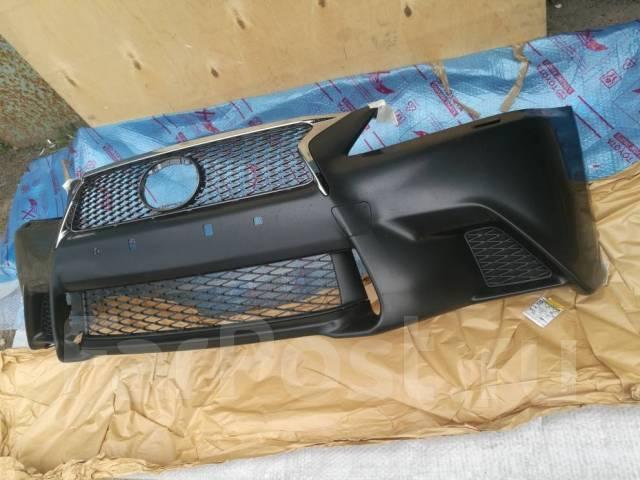 Передний бампер в сборе Lexus GS F-Sport