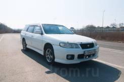 Nissan Avenir Salut. автомат, 4wd, 2.0 (140л.с.), бензин, 213 000тыс. км