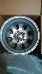 "Light Sport Wheels. 10.0x15"", 5x139.70, ET-44, ЦО 108,5мм."