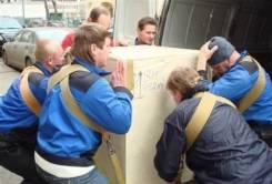 Недорогие услуги грузчиков в Москве