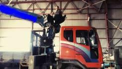 Услуги кран борта Daewoo