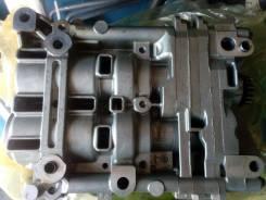 Насос масляный. Hyundai Santa Fe, CM Двигатель G4KE