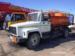 ГАЗ 3309. бензовоз-заправщик 78570F AT3-4.9, 4 000куб. см., 3 000кг.