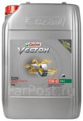 Castrol Vecton. Вязкость 15W-40, полусинтетическое