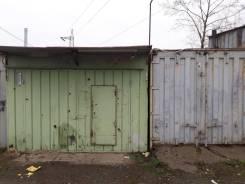 Сдам два рядом стоящих объедененных гаража. Вид снаружи