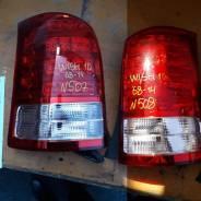 Стоп-сигнал. Toyota Wish, ZNE14, ZNE14G, ANE11W, ANE10G, ZNE10G Двигатели: 1ZZFE, 1AZFSE