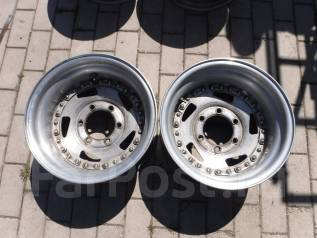 "Centerline Wheels. 9.0x15"", 6x139.70, ET-30, ЦО 108,0 мм."