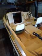 Yamaha Fish 15. 1990 год год, длина 4,50м., двигатель подвесной, 40,00л.с., бензин