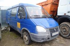 ГАЗ 2705. Грузопасажирский фургон . Год выпуска 2010, 2 890куб. см., 1 400кг.