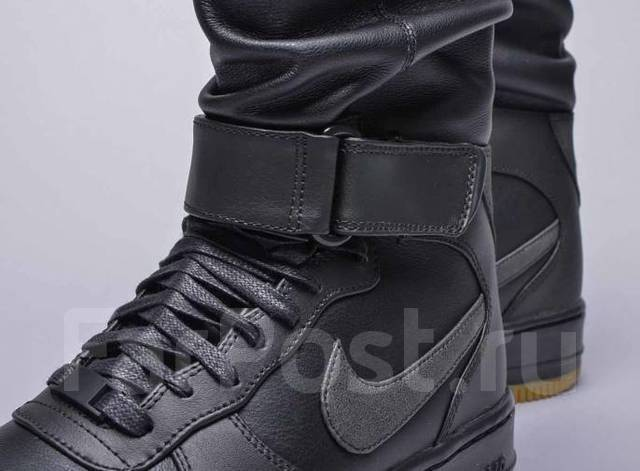 separation shoes 2b5b8 cb252 100% Оригинал Кожаные Сапоги Nike Air Force Upstep Warrior ...
