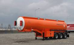 Bonum. Новый полуприцеп бензовоз 28 m3, 35 000кг.