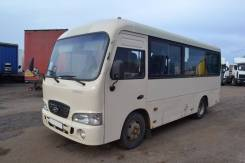 Hyundai County. Автобус SWB., 3 900куб. см., 20 мест