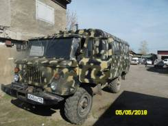 ГАЗ 66. Продам газ 66 дизель, 4 750куб. см., 2 000кг., 4x4