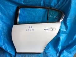 Дверь боковая. Lexus: GS350, GS430, GS300, GS460 Двигатели: 2GRFSE, 3UZFE, 3GRFSE, 1URFE, 1URFSE