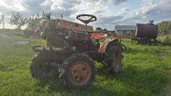 Kubota B7000. Мини-трактор ,4WD. Обмен на бензиновый грузовик, 14 л.с.