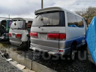 Дверь багажника. Toyota Touring Hiace, KCH40, KCH40W, KCH46, KCH46W, RCH41, RCH41W, RCH47, RCH47W Toyota Regius, KCH40, KCH40W, KCH46, KCH46W, RCH41...