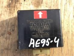 Блок управления 4wd. Toyota Sprinter Carib, AE95, AE95G Двигатель 4AFE