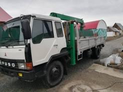 Mitsubishi Fuso. Продаётся грузовик манипулятор, 7 500куб. см., 5 000кг.
