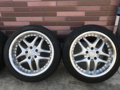 """Продам колеса из Японии. 7.5x17"""" 5x112.00 ET52 ЦО 57,0мм."""